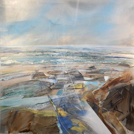 British seascape painting by Michael Honnor