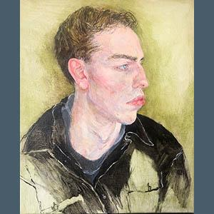 Mcrae, national portrait gallery, theo, sitter, oils