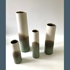 South Downs, Stoneware, Vessel, Grouping