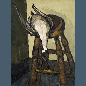 Still Life with Pintail, 1954